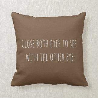 Third Eye Brain Cushion