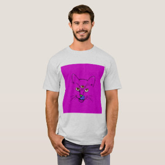 Third Eye Cat Shirt