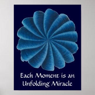 Third Eye Chakra Art #1 - Intuition Poster