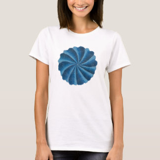 Third Eye Chakra Art #2 - Intuition T-Shirt