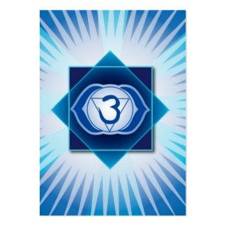 Third Eye Chakra Business Card Templates