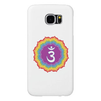 Third Eye chakra Samsung Galaxy S6 Cases