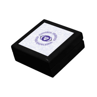 Third Eye chakra Small Square Gift Box