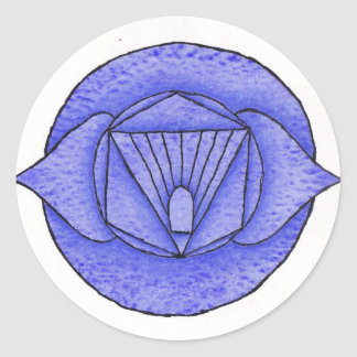Third Eye Chakra Sticker