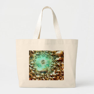 Third eye Dolly Large Tote Bag