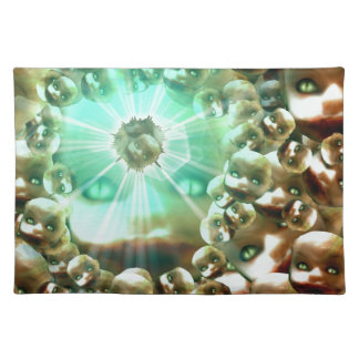 Third eye Dolly Placemat