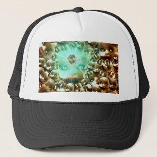 Third eye Dolly Trucker Hat