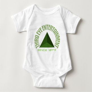 Third eye entertainment since 1973 baby bodysuit
