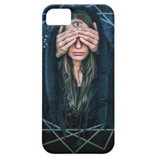 Third Eye Eye Spiritual Intuition Symbol Barely There iPhone 5 Case