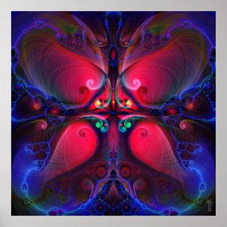 Third Eye Opening V 6  Art Print