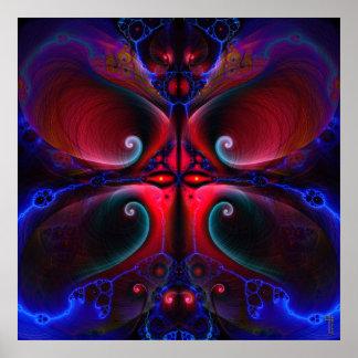 Third Eye Opening V 8  Art Print