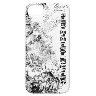 """""""Third Eye WaterWays"""" I-Phone 5 Case Case For The iPhone 5"""