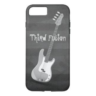 Third Fusion Bass Guitar Black iPhone 8 Plus/7 Plus Case
