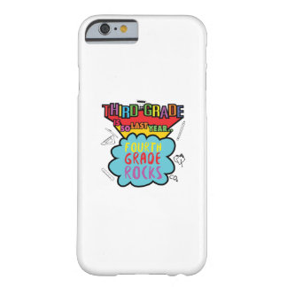 Third Grade is So Last Year  3rd Grade Funny Gifts Barely There iPhone 6 Case