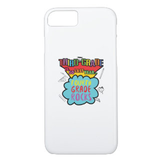 Third Grade is So Last Year  3rd Grade Funny Gifts iPhone 8/7 Case