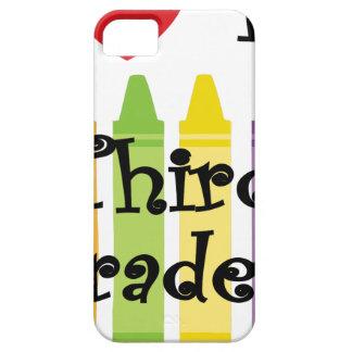 Third grade teacher iPhone 5 cover