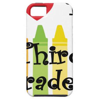 Third grade teacher tough iPhone 5 case