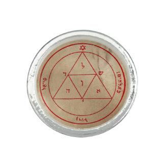 Third Pentacle of Mars
