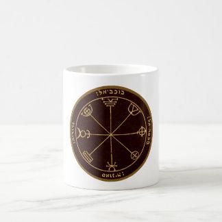 Third Pentacle of Mercury Coffee Mug