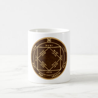 Third Pentacle of the Sun Coffee Mug