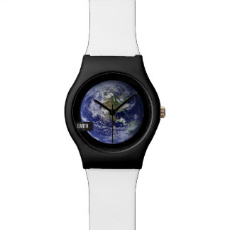 THIRD PLANET | Earth editable tag Watch