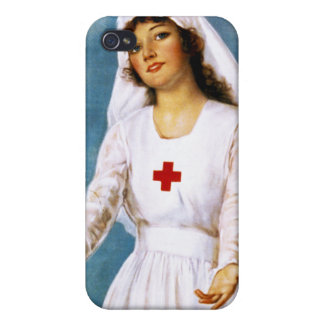 Third Red Cross Roll Call, 1918 iPhone 4/4S Cover