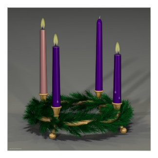 Third Week of Advent Poster