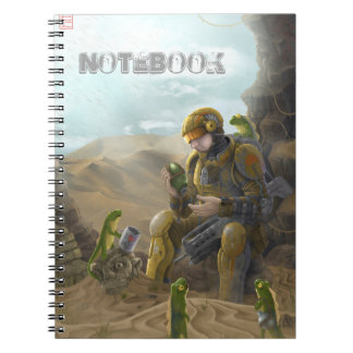 thirst note book