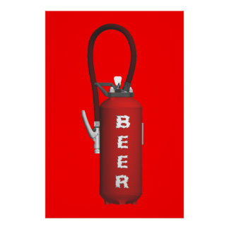 Thirst Quencher Beer Print
