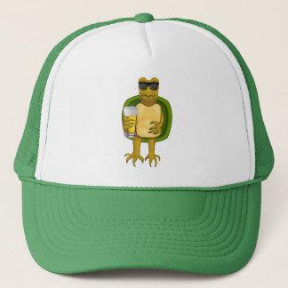 Thirsty Turtle Trucker Hat