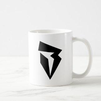 thirt13n symbol coffee mug