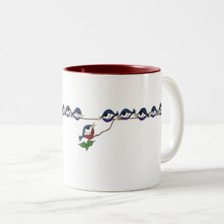 Thirteen Blackbirds Mug