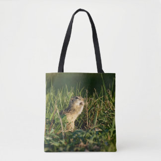 Thirteen-lined Ground Squirrel Eating Tote Bag