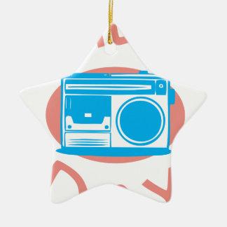 Thirteenth February - Radio Day - Appreciation Day Ceramic Ornament