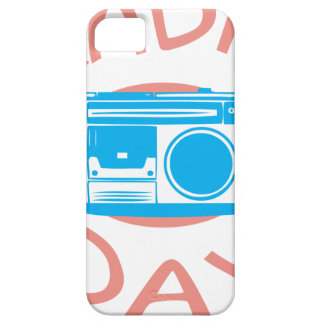 Thirteenth February - Radio Day - Appreciation Day iPhone 5 Case