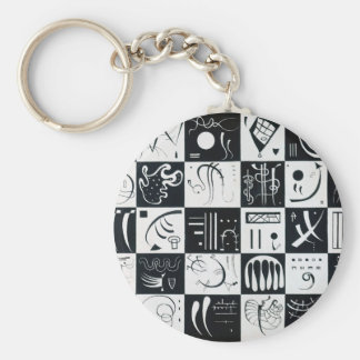 Thirty Keychain