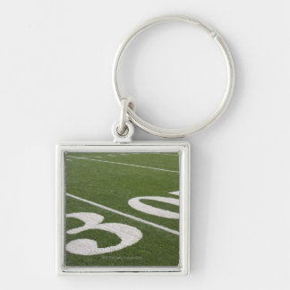 Thirty yard line key chains