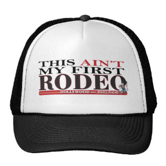 This Ain't my 1st Rodeo Cap