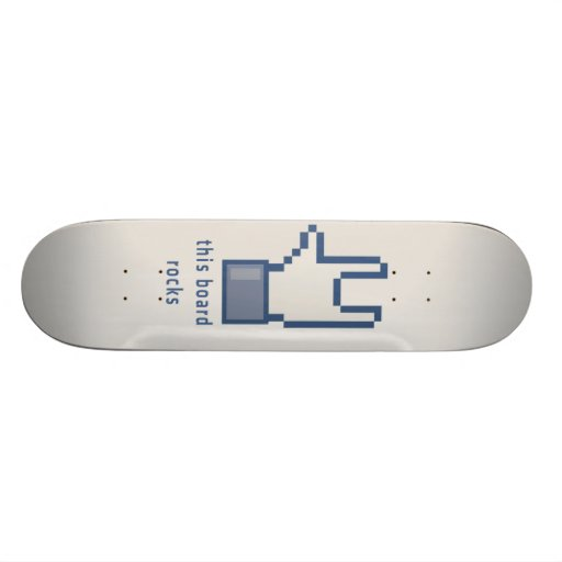 This board rocks skateboard by Dashiner