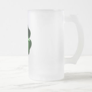This clover feels lucky too coffee mugs