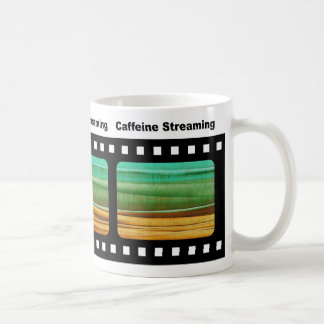 This Coffee Cup is from my Las Venanas Series Coffee Mug
