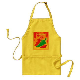This Cook is HOT Standard Apron