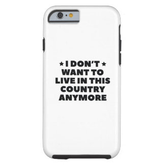 This Country Tough iPhone 6 Case