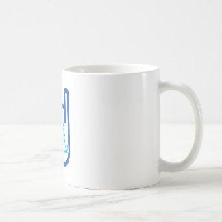 This Dad Rocks! Basic White Mug
