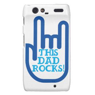 This Dad Rocks! Droid RAZR Case