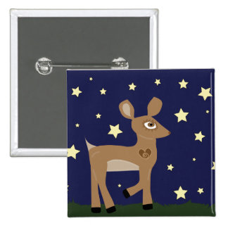 This Deer Night - button