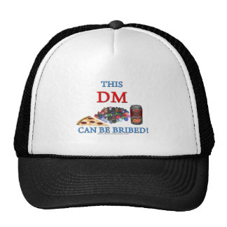This DM Can Be Bribed Cap