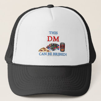 This DM Can Be Bribed Trucker Hat