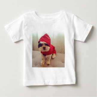 This dog hates rain baby T-Shirt