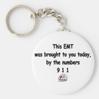 This EMT... Key Ring